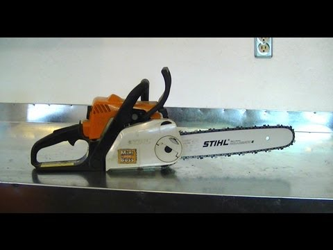 How to install a more robust bar chain on a stihl ms180 170 018 how to install a more robust bar chain on a stihl ms180 170 018 017 chainsaw greentooth Gallery