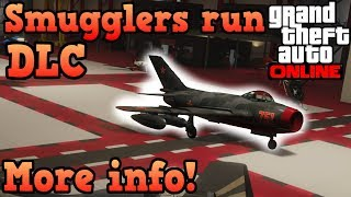 More smugglers run news! - GTA Online