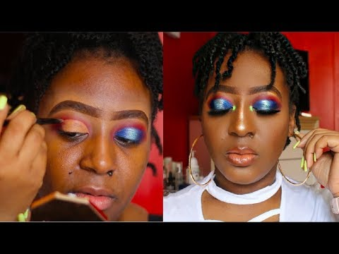 HOW TO: CUT YOUR CREASE LIKE A PRO   SLIGHTLY HOODED EYE'S + MAKEUP TUTORIAL thumbnail