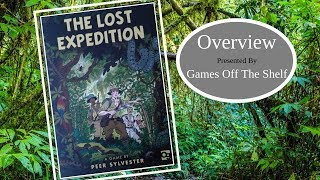 The Lost Expedition - Overview
