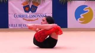 Ana Velasco Corbeil Essones 2014