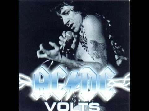 AC/DC Back seat confidential (Volts, medium rare)