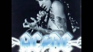 AC/DC Back seat confidential (Volts, medium rare)