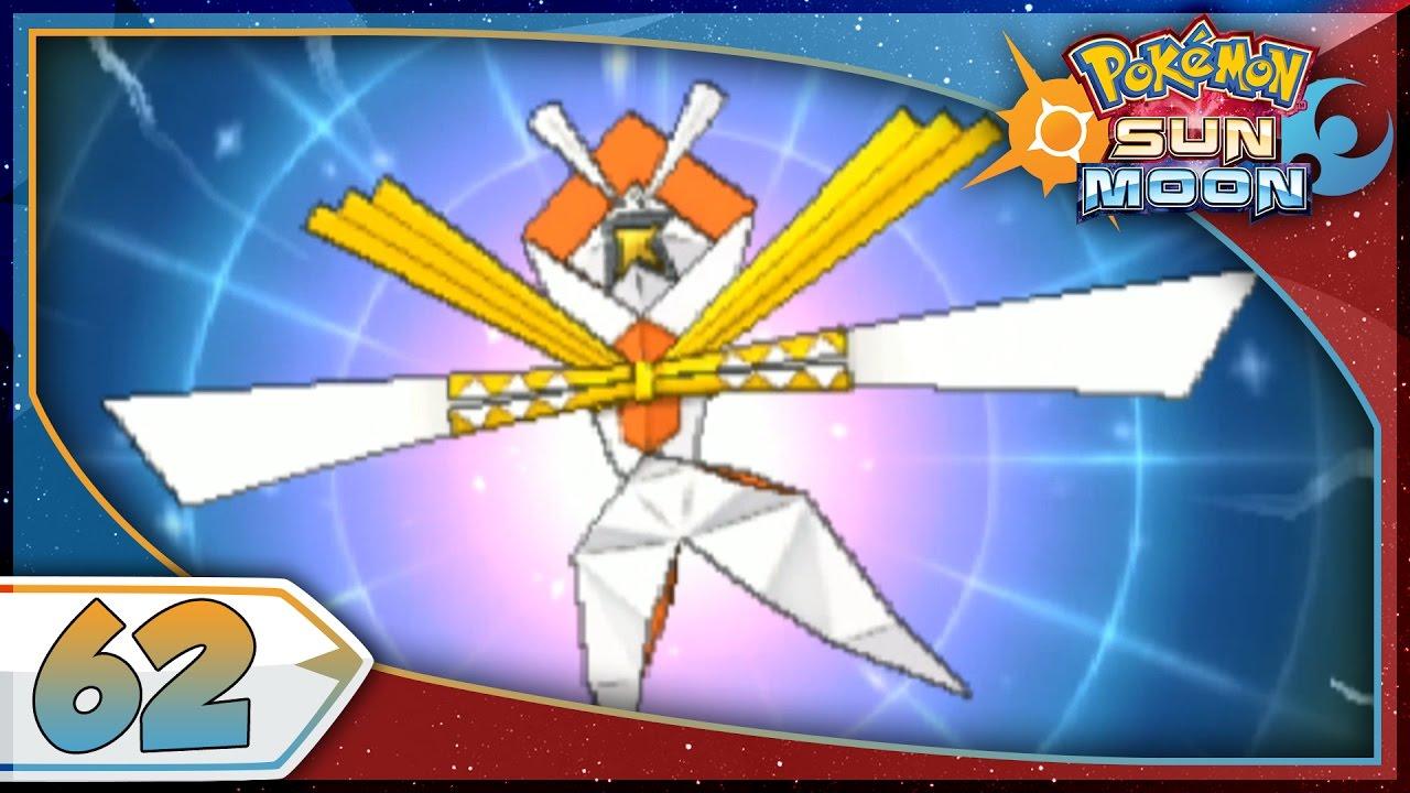Pokemon Sun And Moon Part 62 Ultra Beast Kartana Catch New