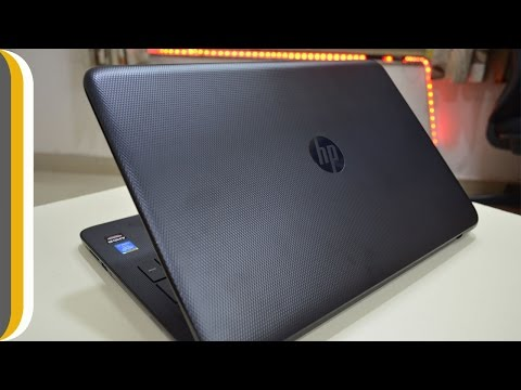 HP 15-ac028TX (Notebook) Laptop short Review by Ur IndianCon