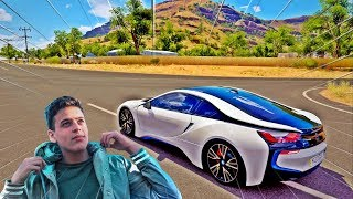 BMW I8 DO JON VLOGS - FORZA HORIZON 3