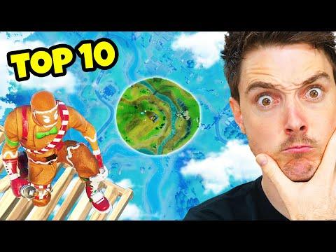 TOP 10 FORTNITE MEMES