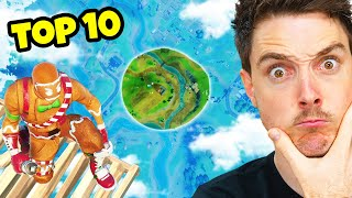 TOP 10 FORTNITE MEMES of All Time
