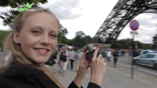 Travelgirls.com : Nastia in Paris