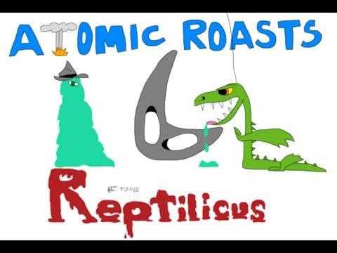 Atomic Roasts - Reptilicus