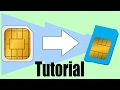 Ep.90 | Como usar um Chip Nano em um celular antigo? | Tutorial Pai Mesmo!