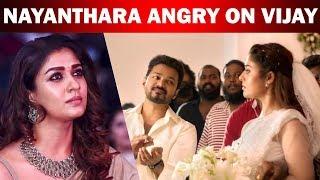 Bigil movie crew insulted Nayanthara