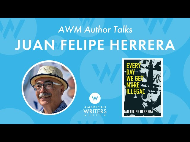 A conversation with Juan Felipe Herrera, author of