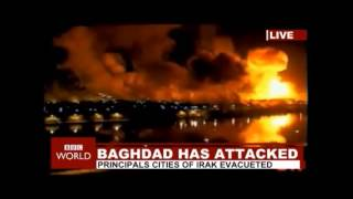 July 4 fireworks or US war on Iraq?, From YouTubeVideos