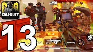 Call of Duty: Mobile - Gameplay Walkthrough Part 13 - Hardpoint (iOS, Android)