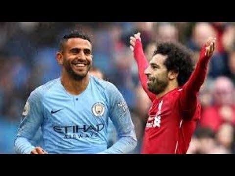 محمد صلاح ضد رياض محرز 2019  بدون تحيز من الافضل برأيك؟ Salah VS Mahrez