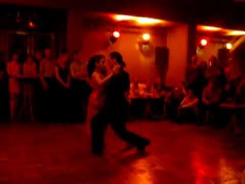 Tango Berlin: Natalia & Gabriel im Grünen Salon