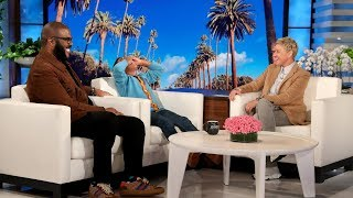 Tyler perry had a very special surprise for ellen's favorite kid rapper young dylan, whose acting dreams are coming true, thanks to the hollywood director/pr...