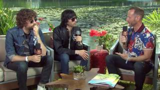 Justice Interview - Coachella 2017
