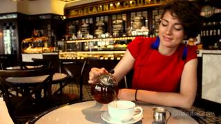London English Afternoon Tea; From Twinings to Delaunays