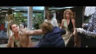 Arnold Schwarzenegger-(fight scenes)