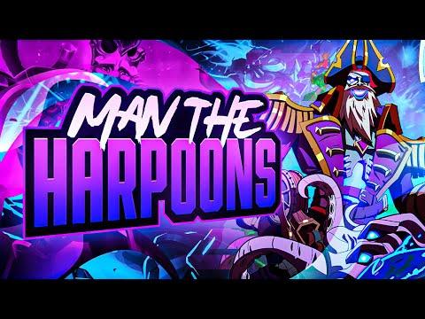 HARPOON IS HILARIOUS | Dredge Paladins Gameplay