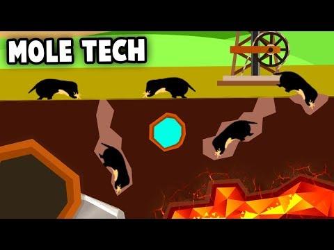 Advanced MOLE Army MAKES MILLIONS!  Animal Technology (Turmoil the Heat is On DLC Gameplay)