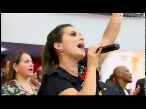 Sonda-me - Aline Barros - 23º Congresso da UACADESC