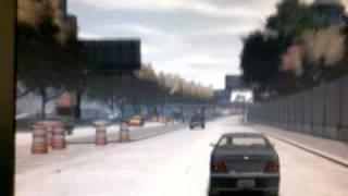 GTA 4  on Q8200 HD4850 1gb MAX DETAILS
