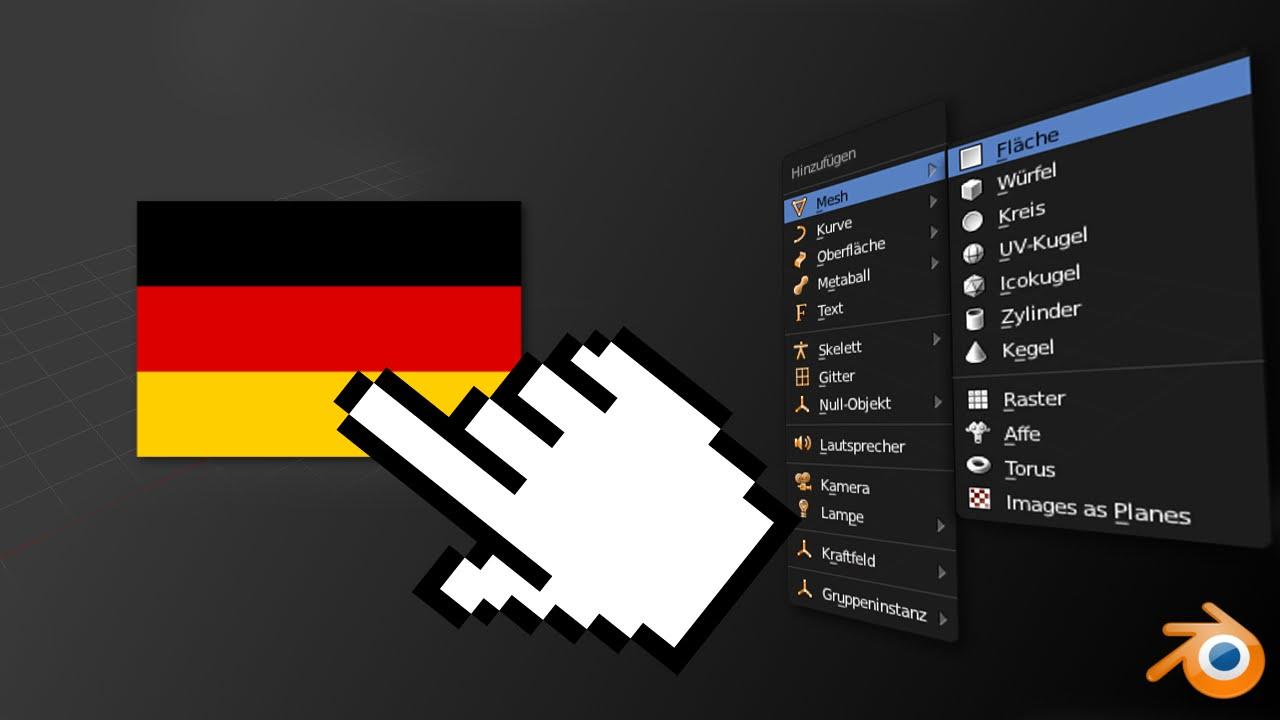 500px Auf Deutsch Umstellen