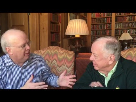 Karl Rove and T. Boone Pickens talk political strategy and history