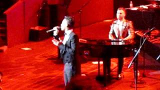 Gary Barlow & Marcus Collins Lately Royal Albert Hall 06.12.2011