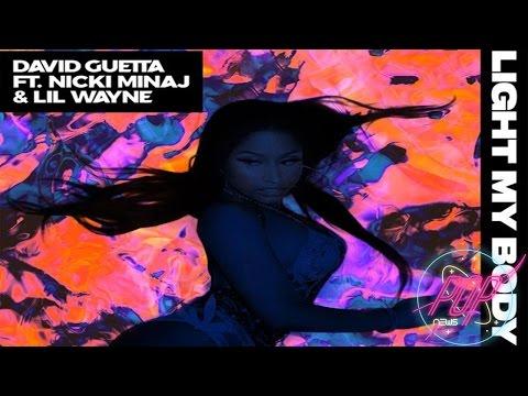 David Guetta feat. Nicki Minaj & Lil Wayne en Light My Body Up