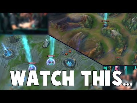 WATCH ADRENALINE RUSH IN LEAGUE OF LEGENDS...THAT Ending | Funny LoL Series #552