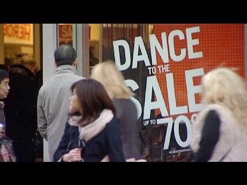 Snowy January hits UK retail sales