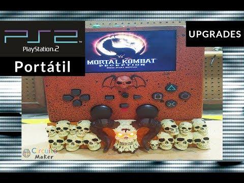 playstation-2-portÁtil---upgrades