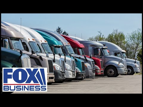 CA Trucking Assoc. CEO: Driver shortage, container ships backlog is 'perfect storm'