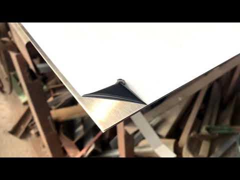 лист нержавеющий шлифованный купить в МеталлНефтеПроект