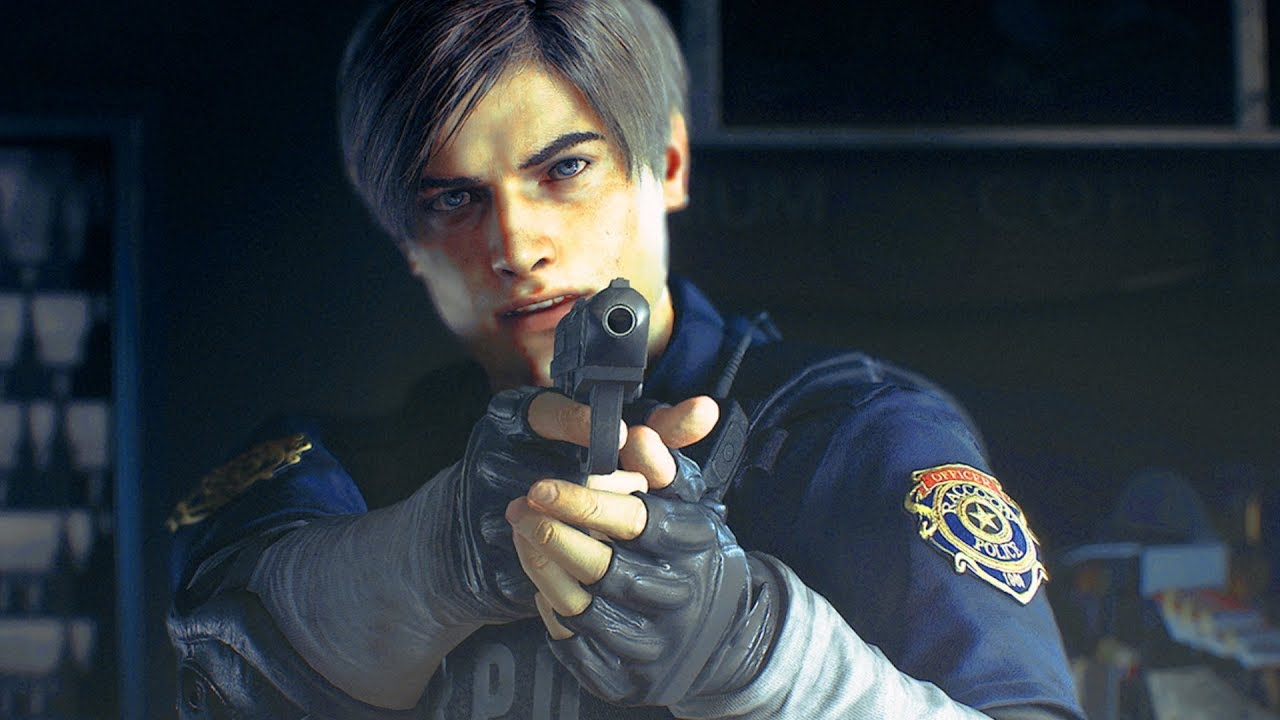 RESIDENT EVIL 2 REMAKE - 11 Minutes Of Gameplay Walkthrough Demo PS4 (E3 2018)