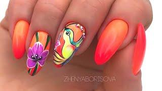 Самый Красивый Маникюр 2021 на март Весенний Дизайн Ногтей Фото Новинки Nails Art Design