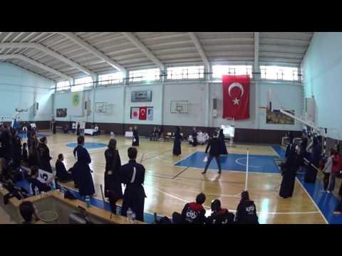 İstanbul Kendo vs Katsuninkan 2