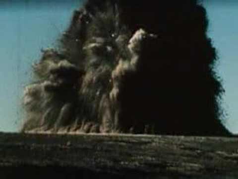 Big Underground Explosion 4 - U.S. Atomic Energy Commission