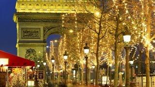 видео Paris New Year  Новый год В Париже