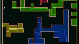 The ZoninRun (QIX clone) - Python 2.7 Pygame game