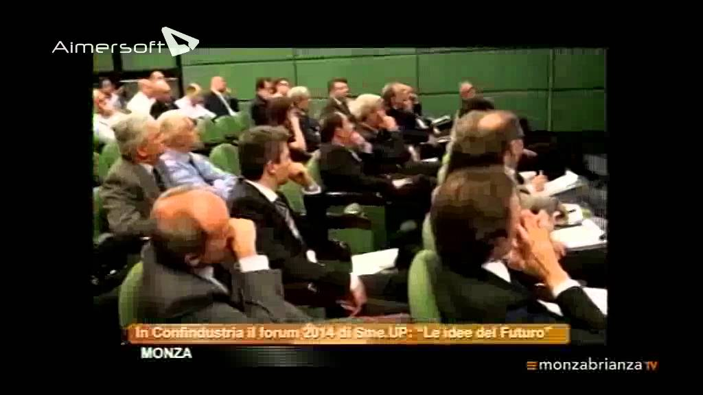 Intervista Sme UP - Monza Brianza TV 23 giugno 2014 - YouTube