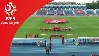 U-14: Bramki z meczu Polska - Litwa 12:0