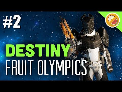 Destiny - Dream Team Olympics #2 TEAM FRUIT (Funny Gaming Moments)