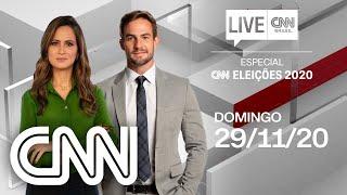 LIVE CNN  - 29/11/2020