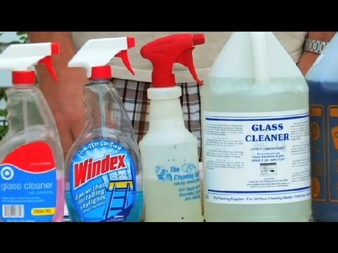 cleaning solution for streak free windows window cleaning youtube. Black Bedroom Furniture Sets. Home Design Ideas