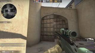 CS Go Dust 2 Rahatlatan Vuruşlar (AWP-SSG 08 Taktikleri)-naz1f